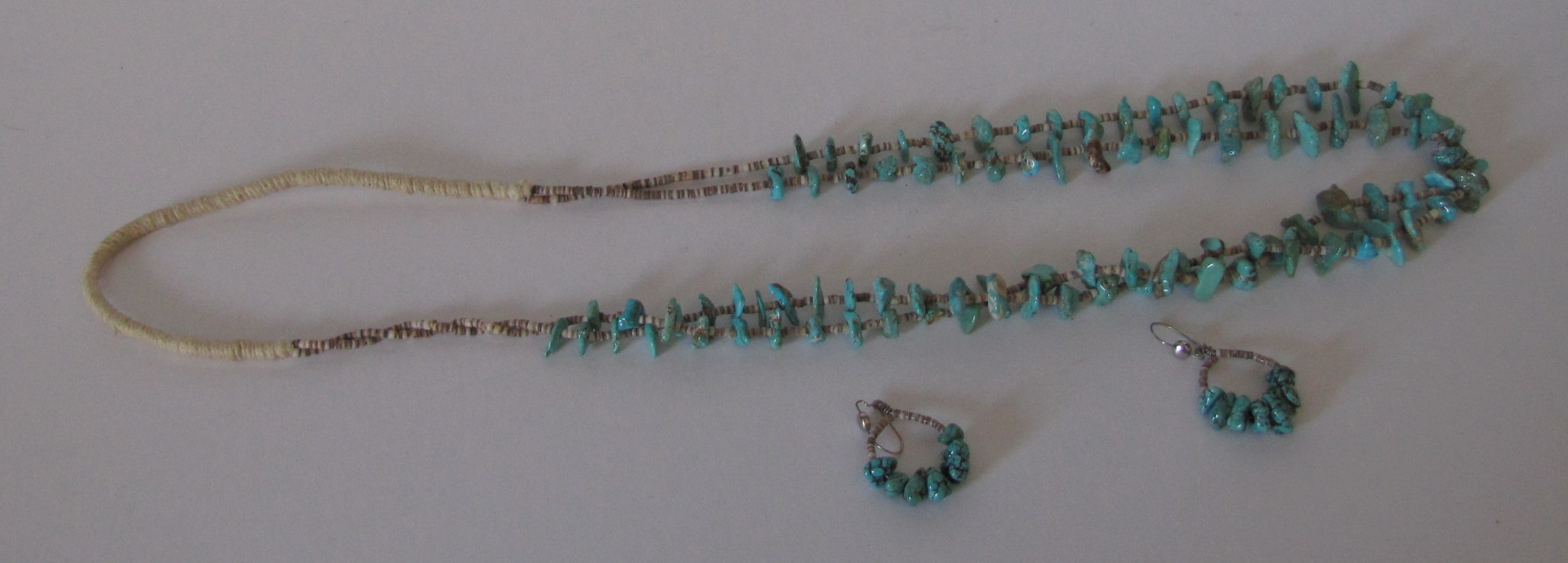 Antique Native American Turquoise